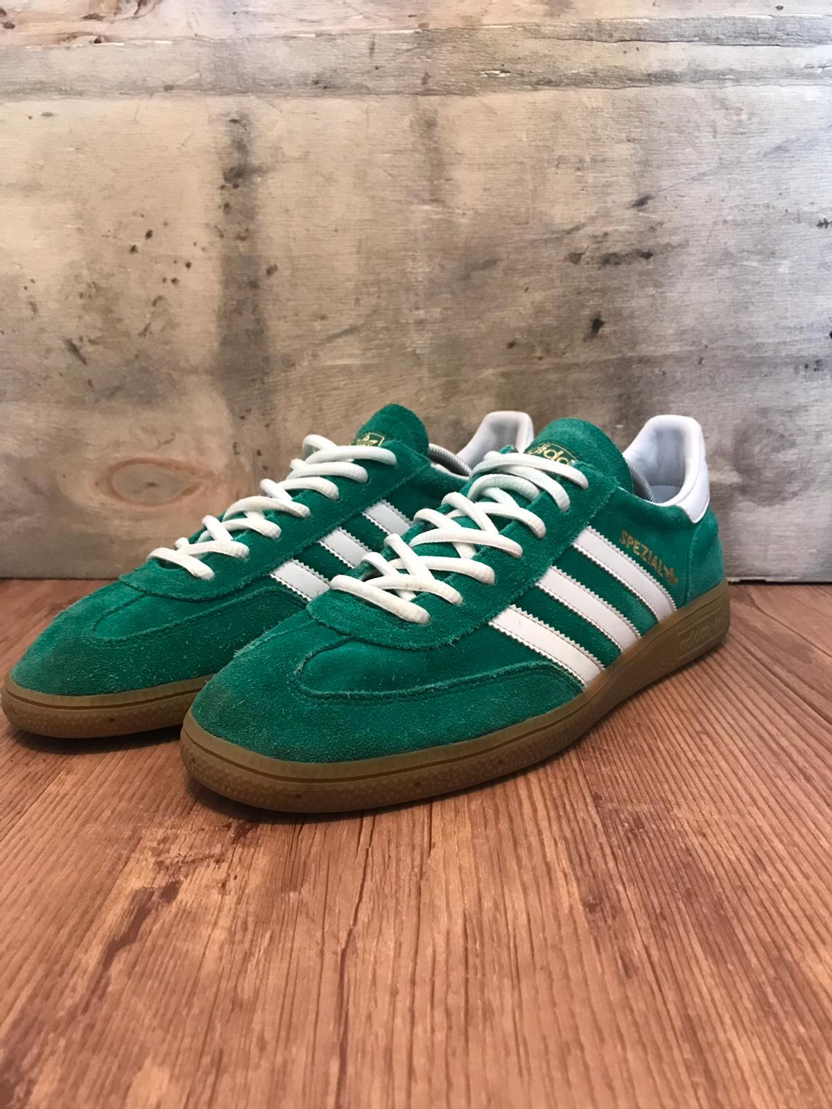 Handball Spezial Trainers – Green Yellow