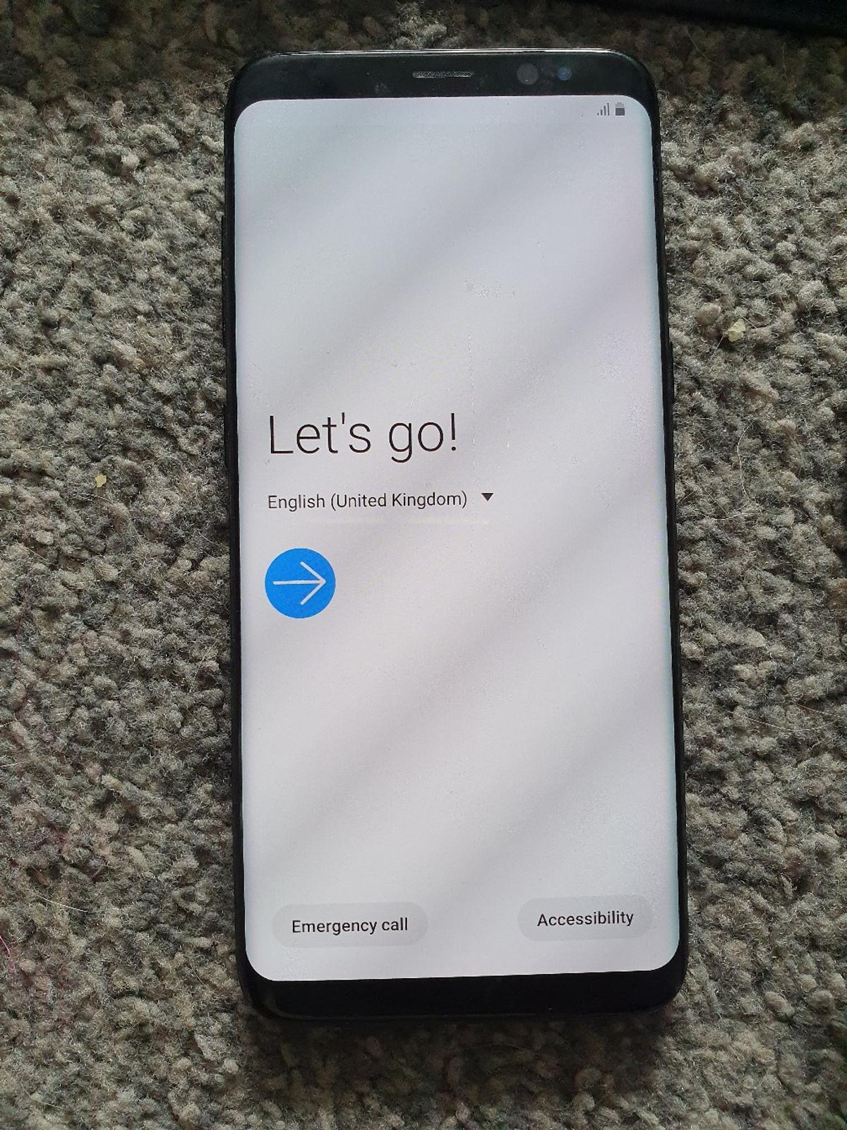 Samsung Galaxy S8 64GB in M30 Salford for £200 00 for sale