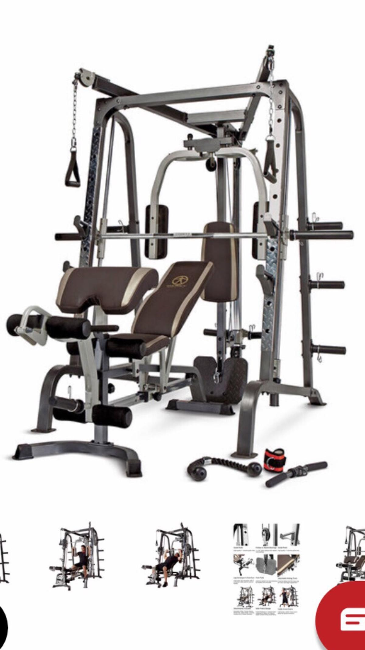 Marcy Pro MD9010 Home Gym