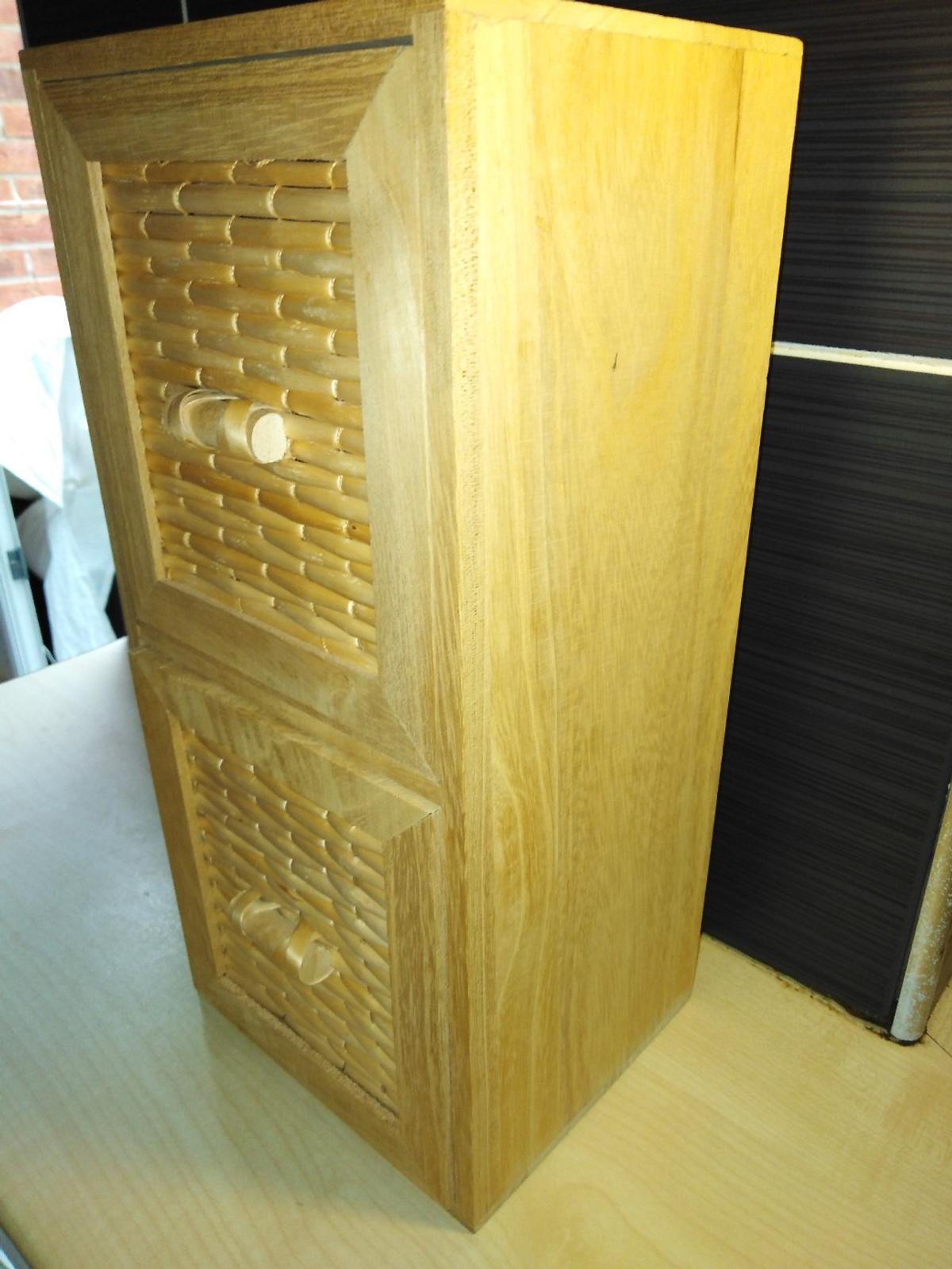 Wooden 2 Draw Storage Unit Small In Cv3 Coventry For 1000 For