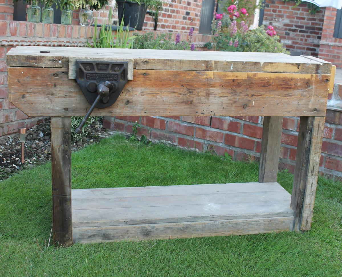 Tremendous Solid Wood Workbench Heavy Duty In Sy11 Oswestry For 90 00 Lamtechconsult Wood Chair Design Ideas Lamtechconsultcom