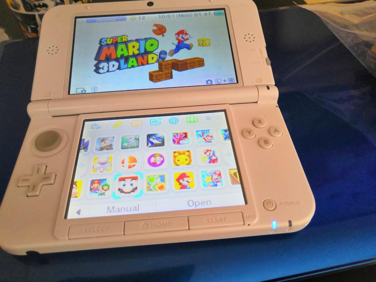 Nintendo 3ds xl and games in L20 Sefton for £70 00 for sale
