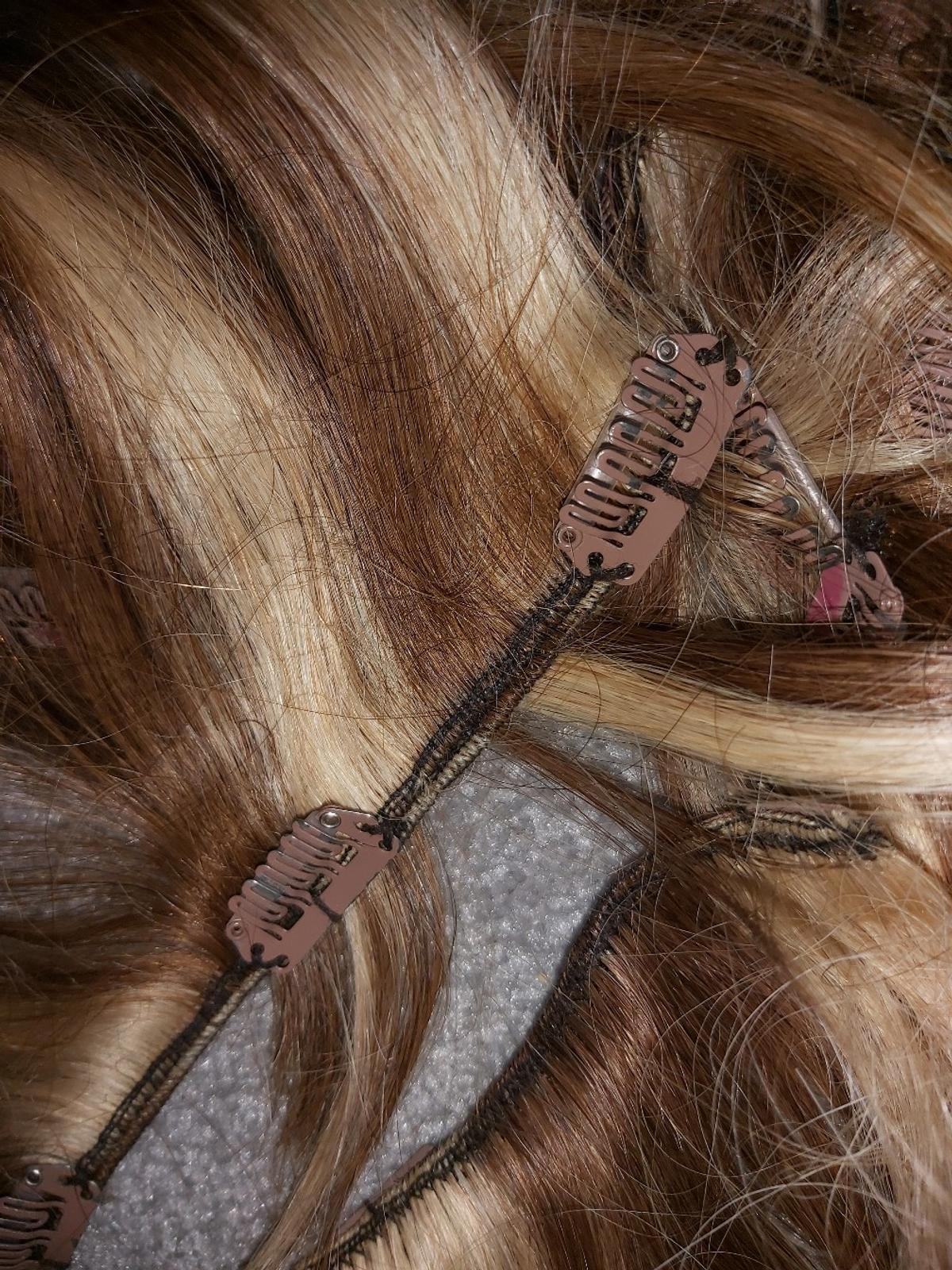 Clips for extensions sally's