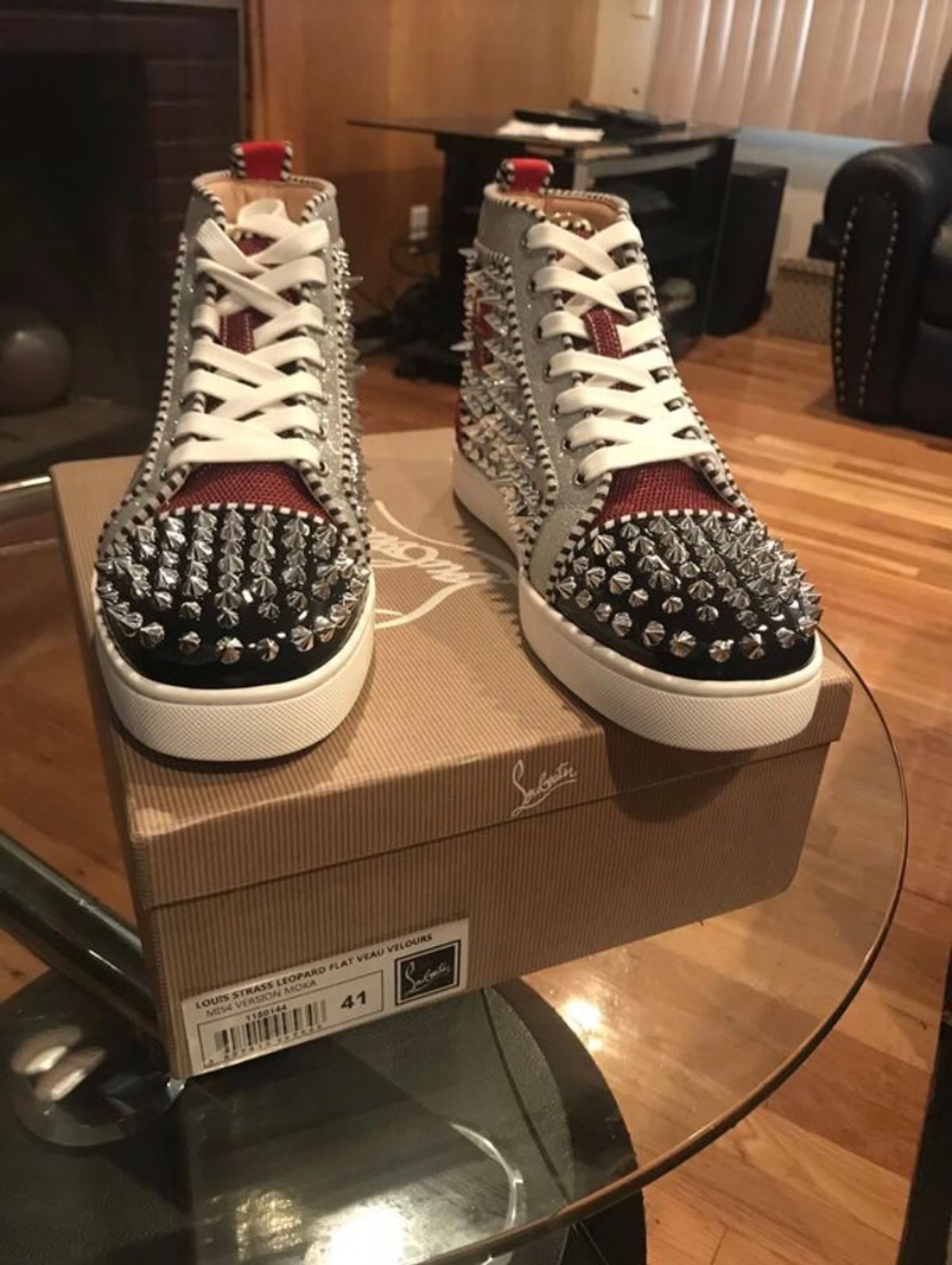 check out ae31b ef3de Christian Louboutin Sneakers
