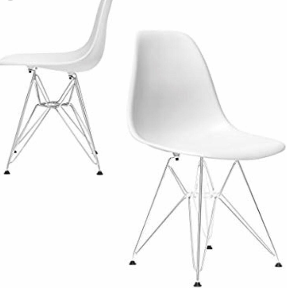 Terrific Eames Eiffel Dining Chair Set White Onthecornerstone Fun Painted Chair Ideas Images Onthecornerstoneorg
