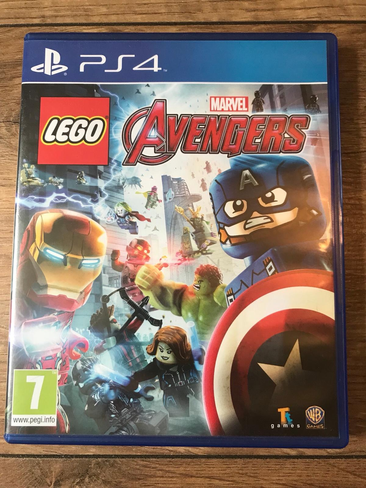Lego Marvel Avengers PS4 game in Salford for £15.00 for ...