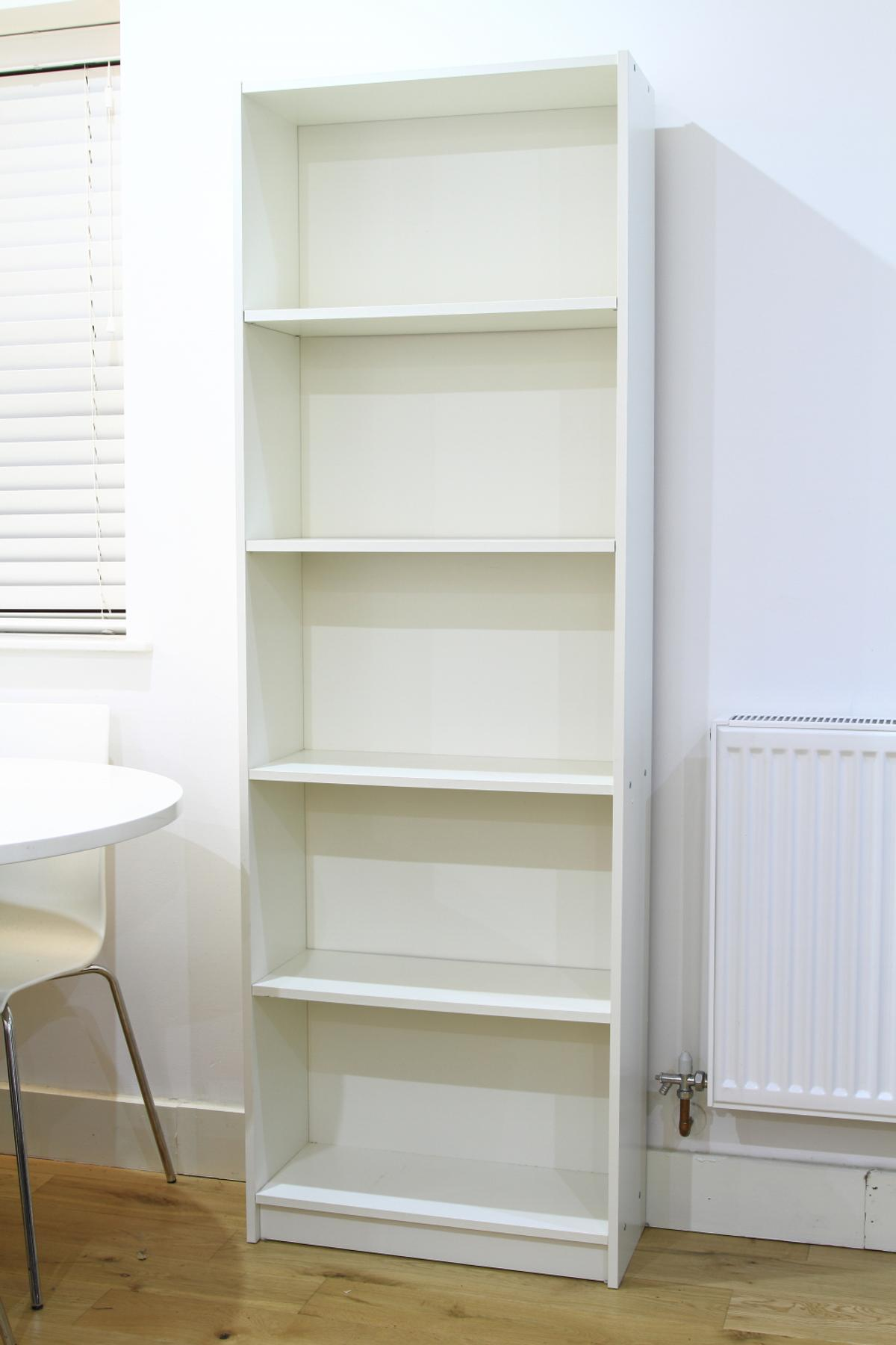 Ikea Gersby Bookcase White 60x180 Cm In Sk9 Wilmslow For 10 00