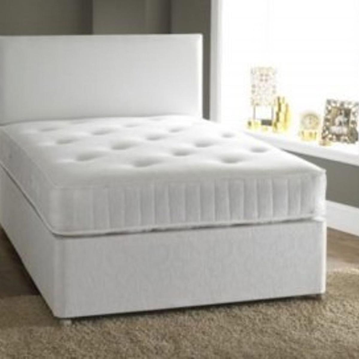 Picture of: Single Divan Beds Mattress In M5 3en Salford For 40 00 For Sale Shpock