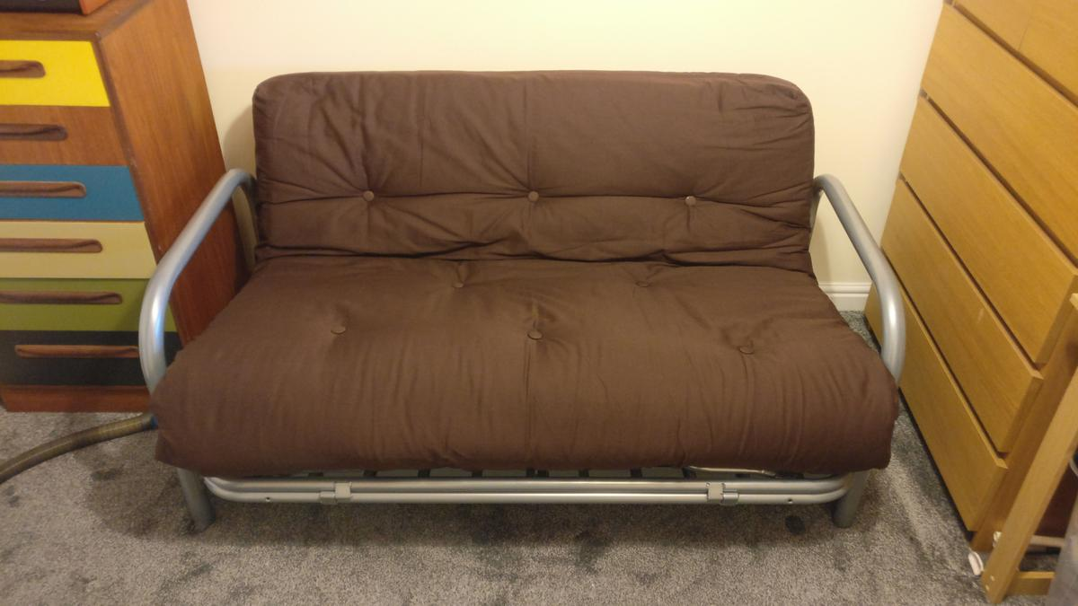 Argos Home Mexico 2 Seater Futon Sofa Bed In S66 Rotherham For