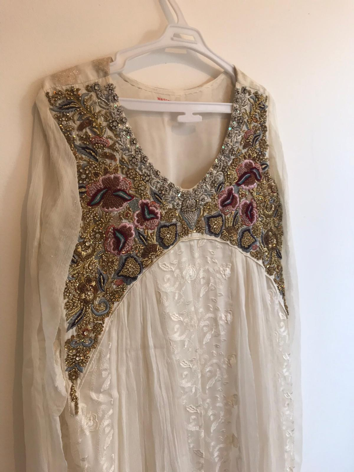 Designer Pakistani Dress Butterfly Style In B74 Walsall For 115 00 For Sale Shpock