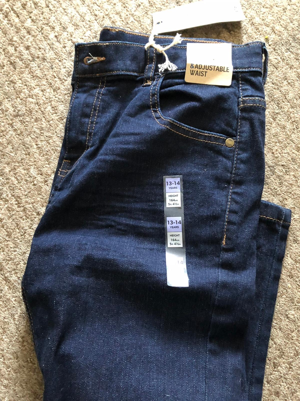 Boys , skinny leg jeans. Brand new, given as gift, too skinny for our tastes.