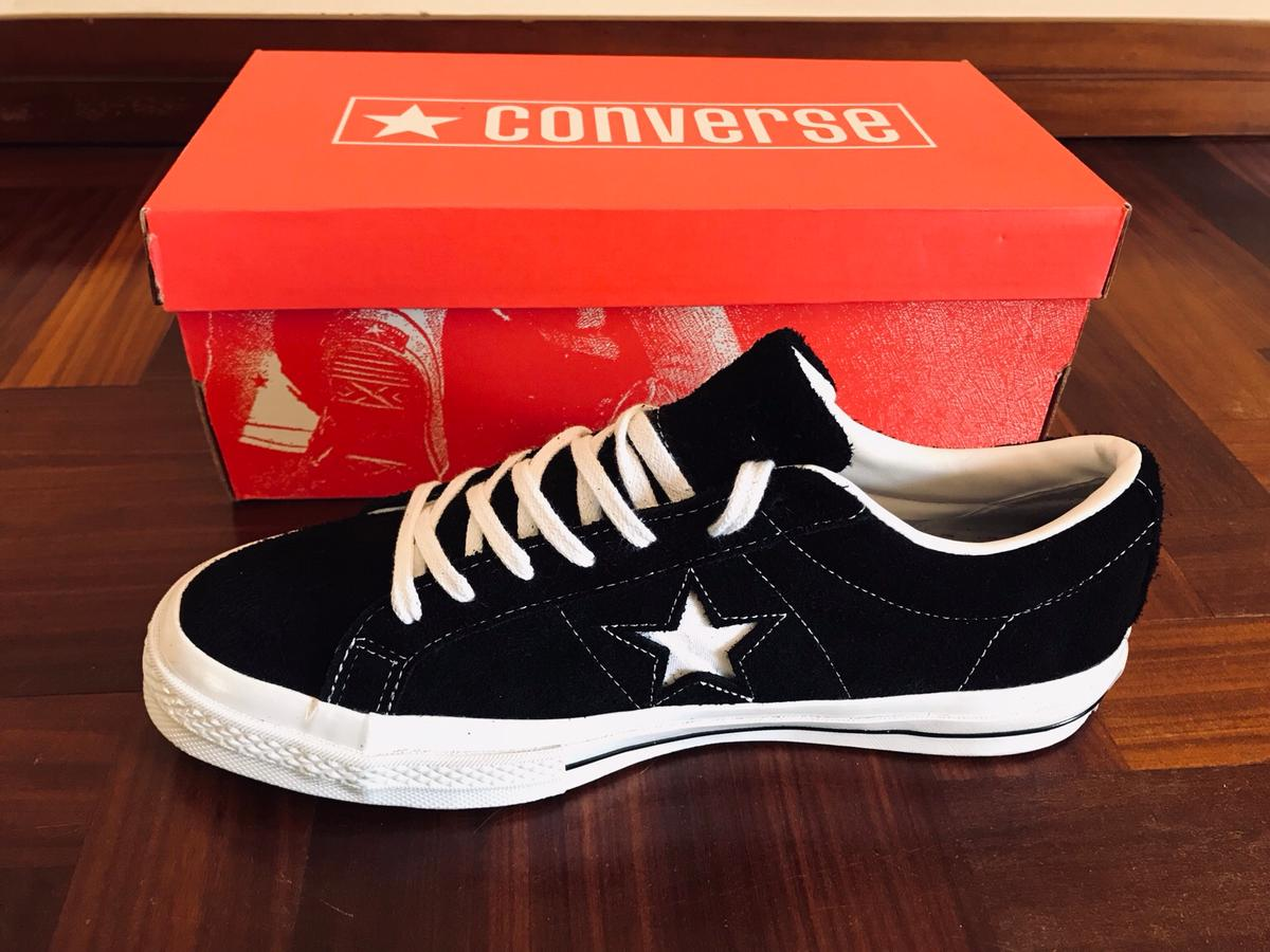 Converse one star nere tg 44 nuove