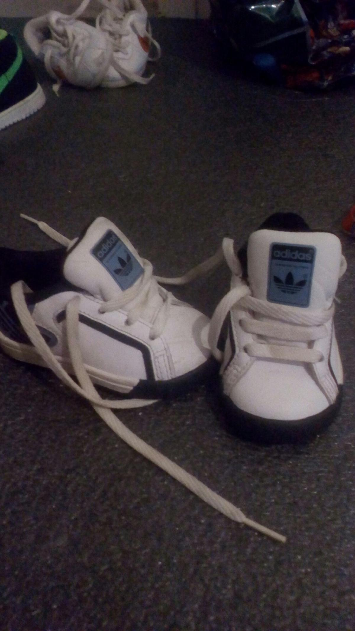 Adidas trainers size 3k