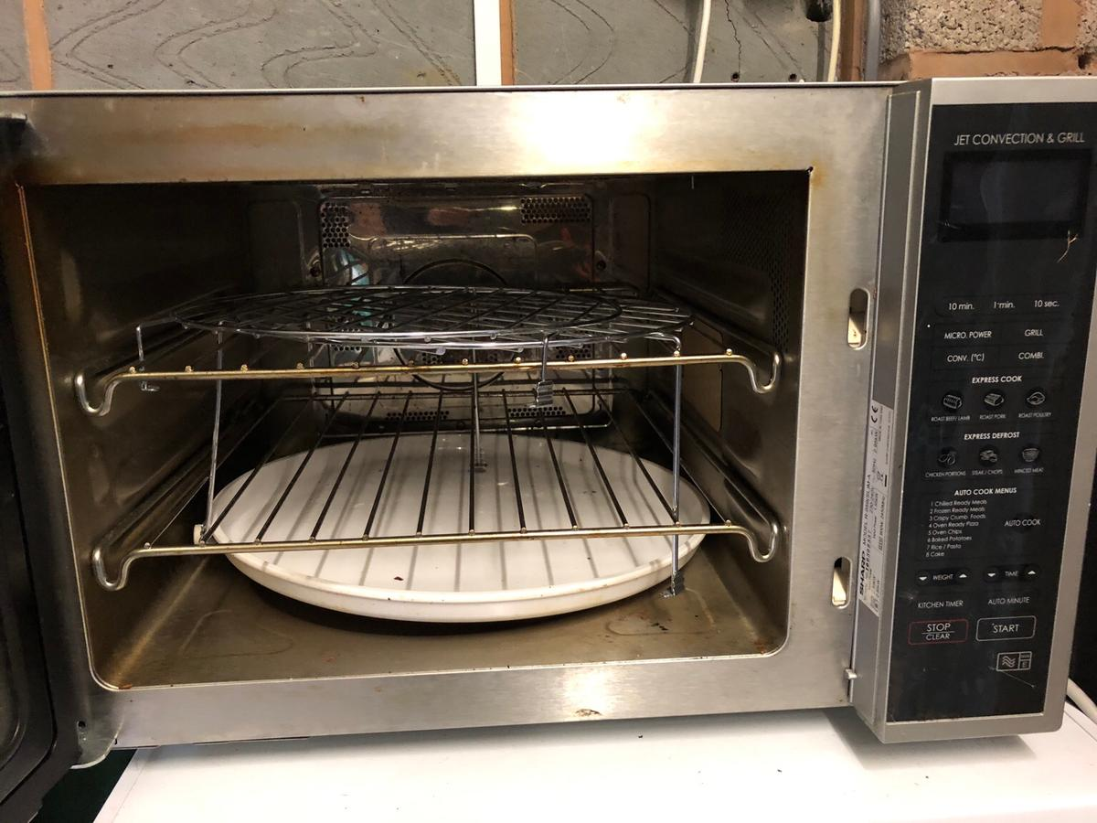 Sharp Microwave Combi Oven In B93 Solihull For 15 00