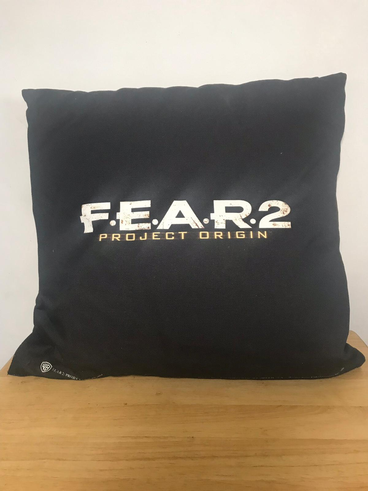 Brand new excellent condition great for a games room FEAR2 horror game cushions