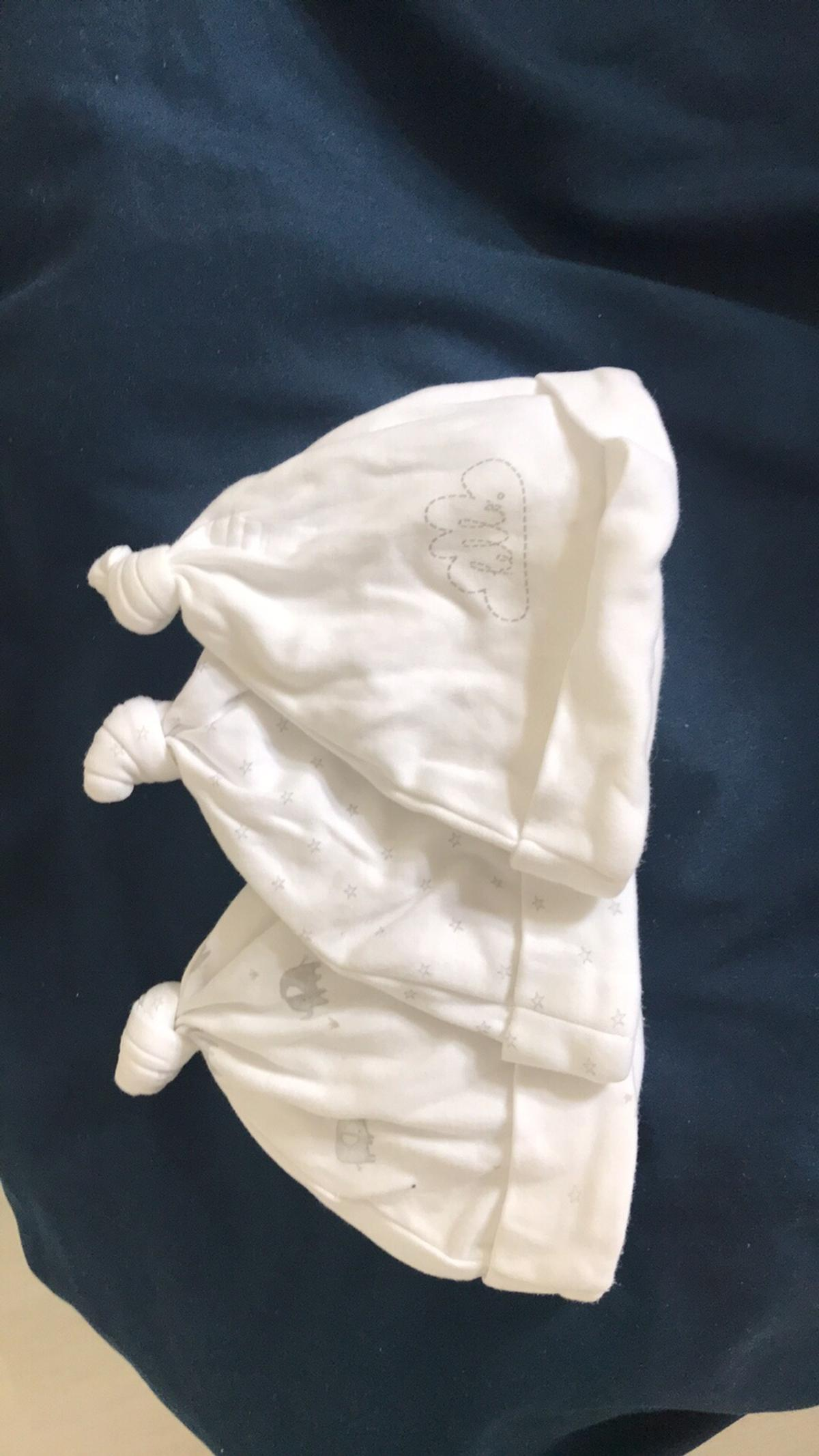 Sleepsuits, vests & hats. All in excellent condition. Pet and smoke free home. Baby only 8 weeks old so clothes are not very old at all. Collection Maidstone