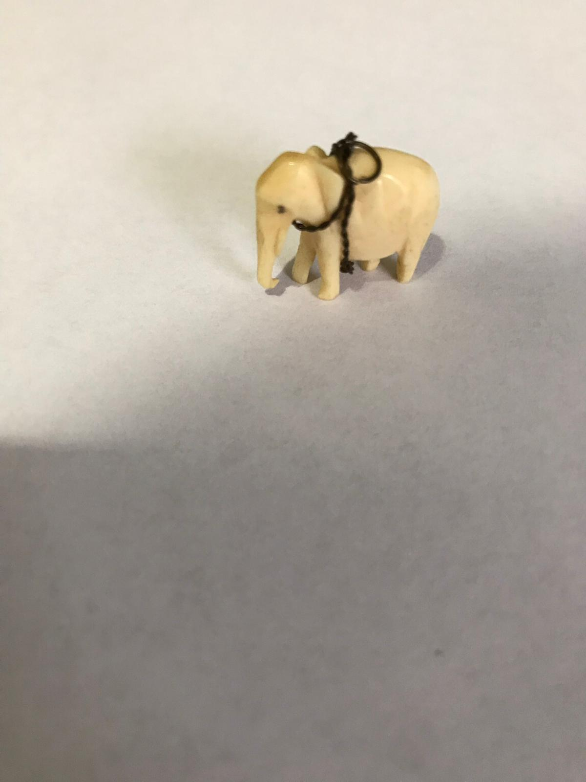 Unique hand made elephant pendant with ivory , pls look at the attached pictures for more details can accept PayPal,collections or delivery if close by