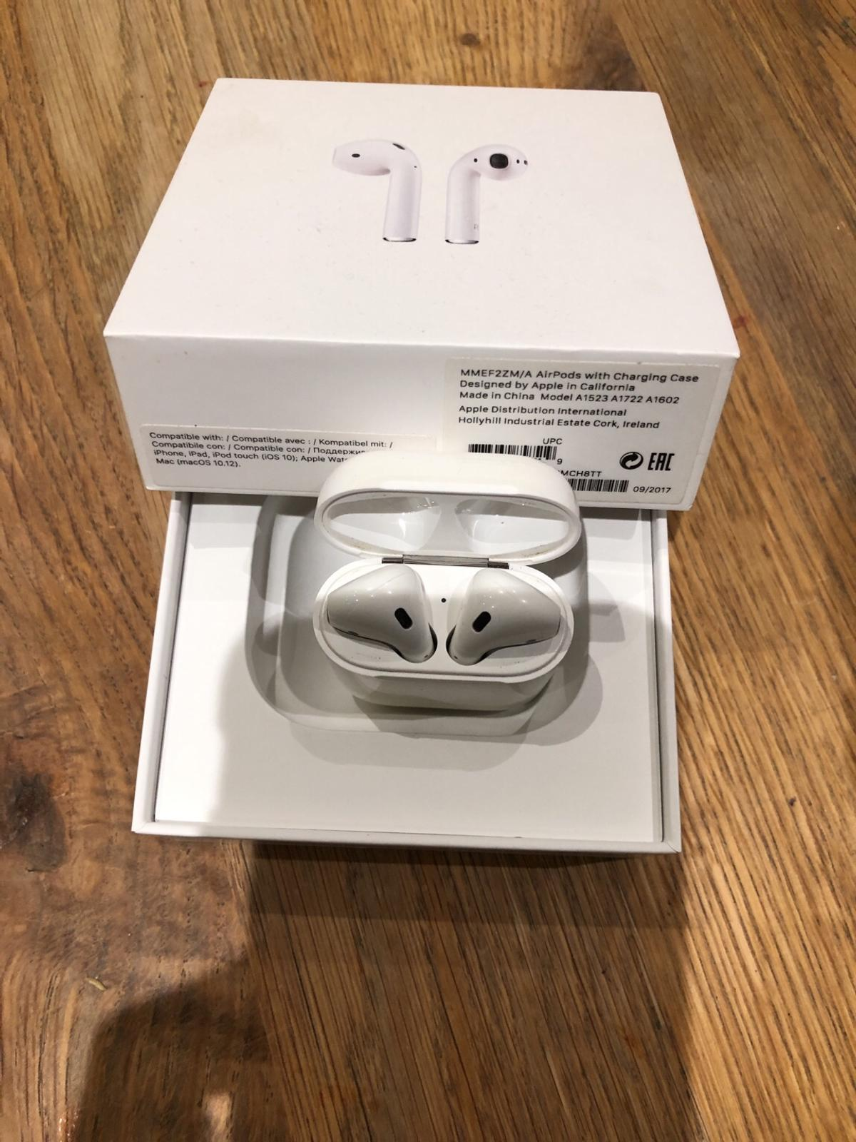 Genuine Apple Airpods 1st Gen In Ls8 Leeds For 115 00 For Sale