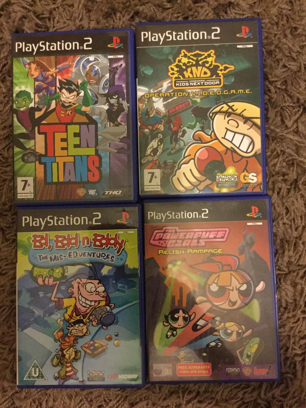 Ps2 games. Collection only.£2.50 each