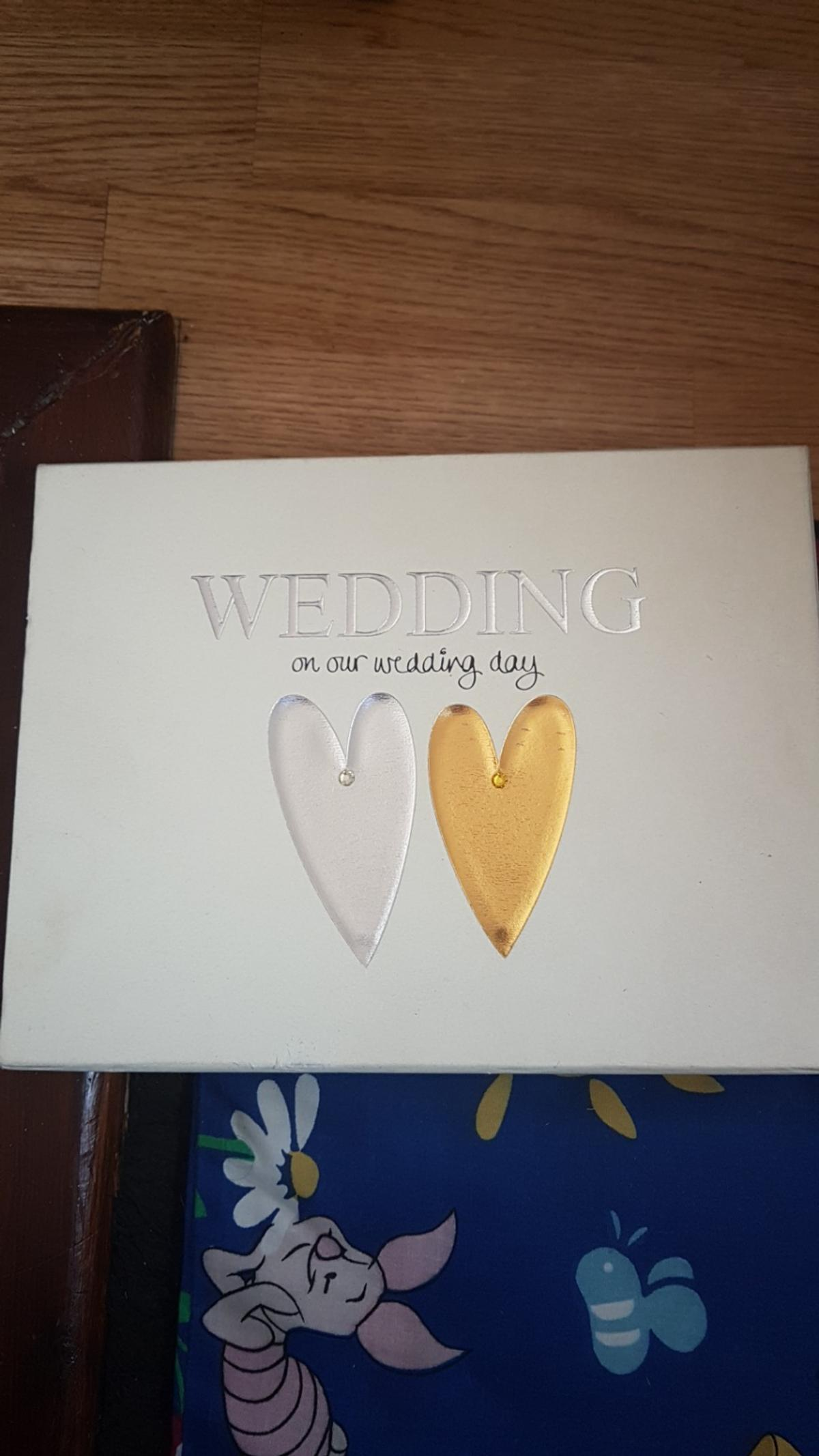 wedding guest book brand new about 50 pages