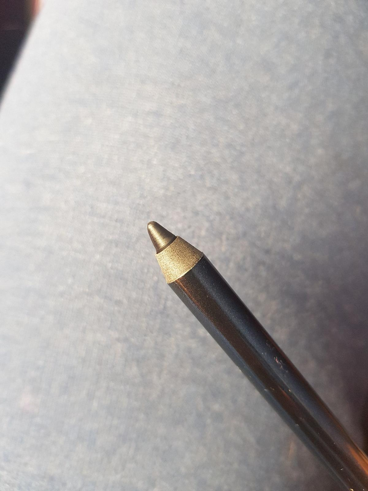 brand new no7 stay perfect black eyeliner pencil