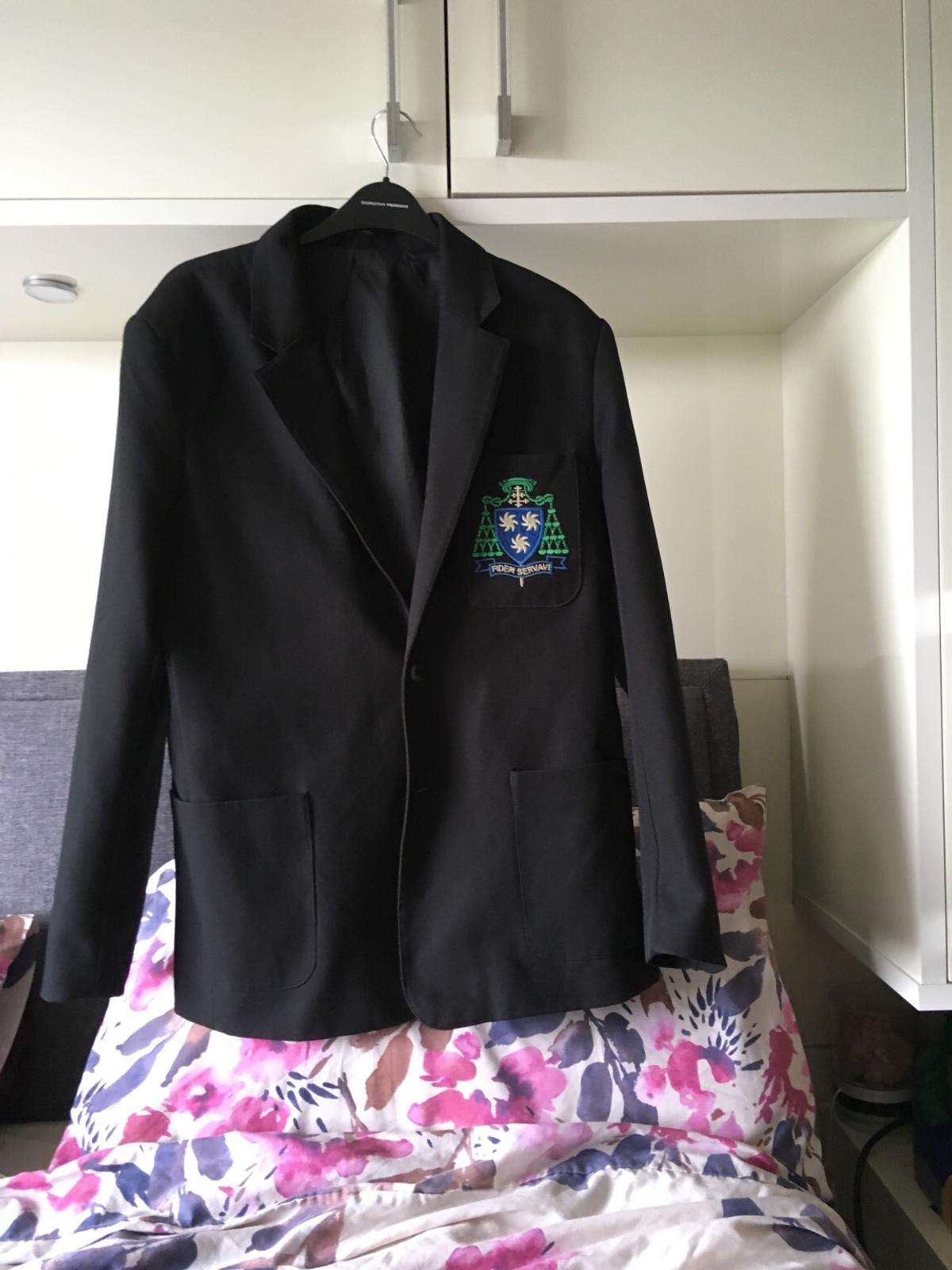 St Wilfred's blazer size 36inch chest Nearly new only worn for about 6 months