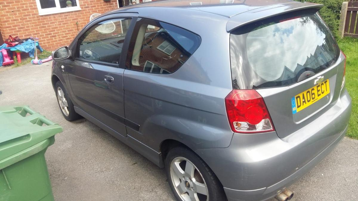 Chevrolet Kalos 1 4 Petrol 2006 in CH44 Wirral for £200 00