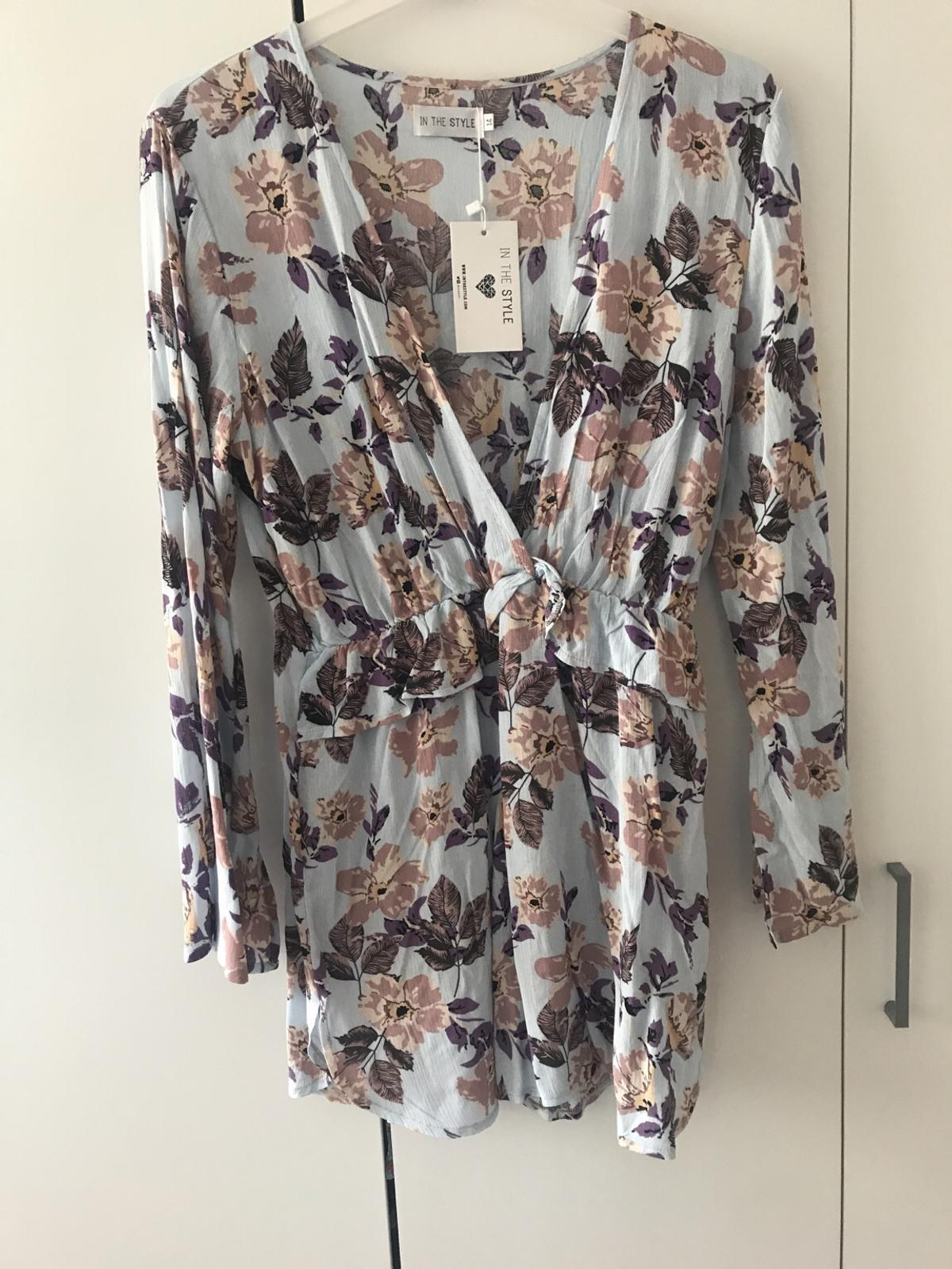 In the style dress Size 14 Brand new with tags Collection only