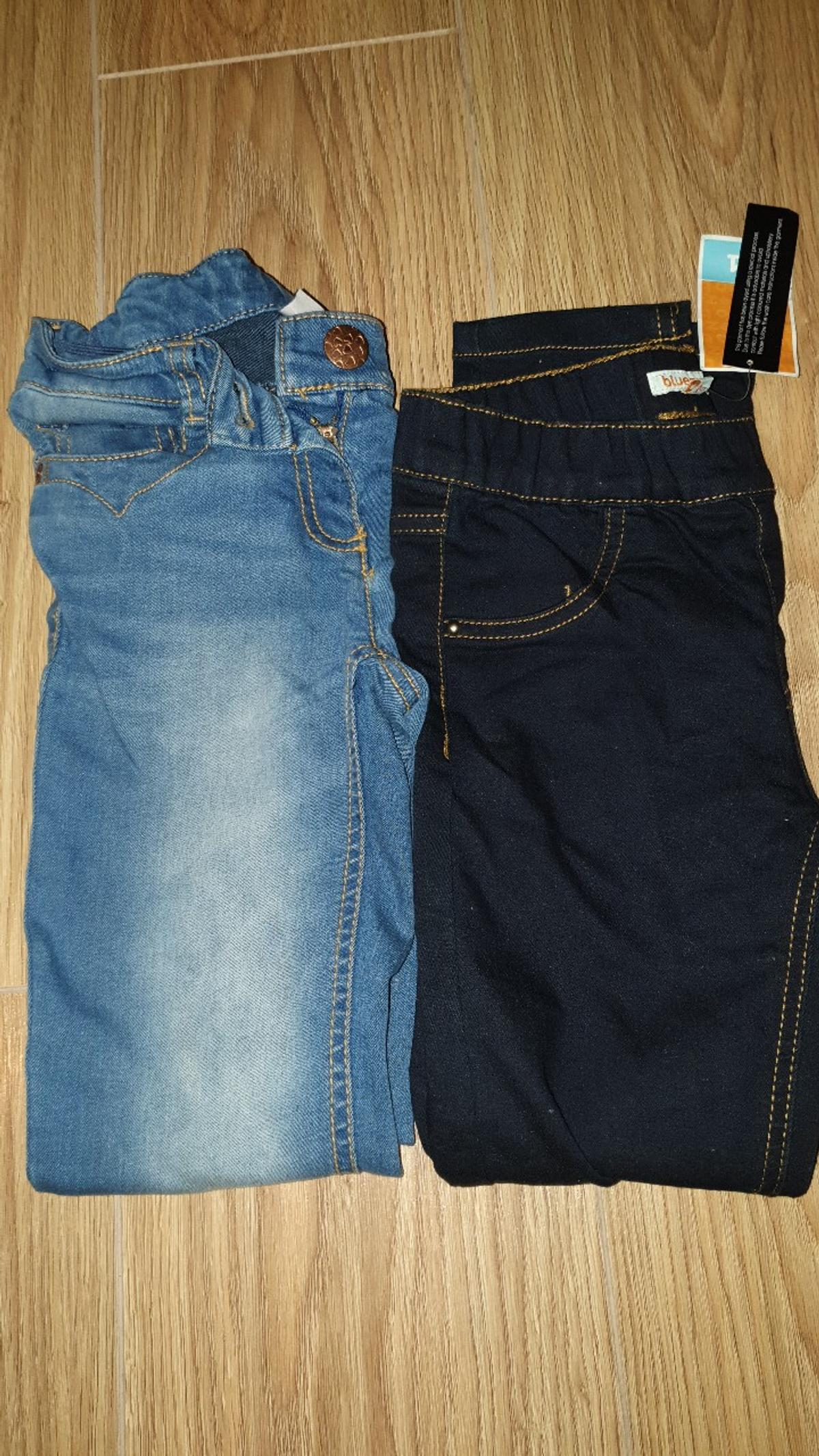 size 8 girls Jean's great condition hardly worn