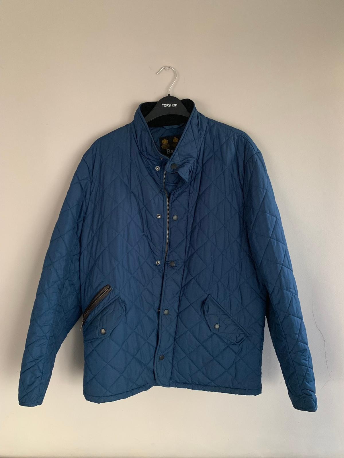 Blue, mens, small, like new