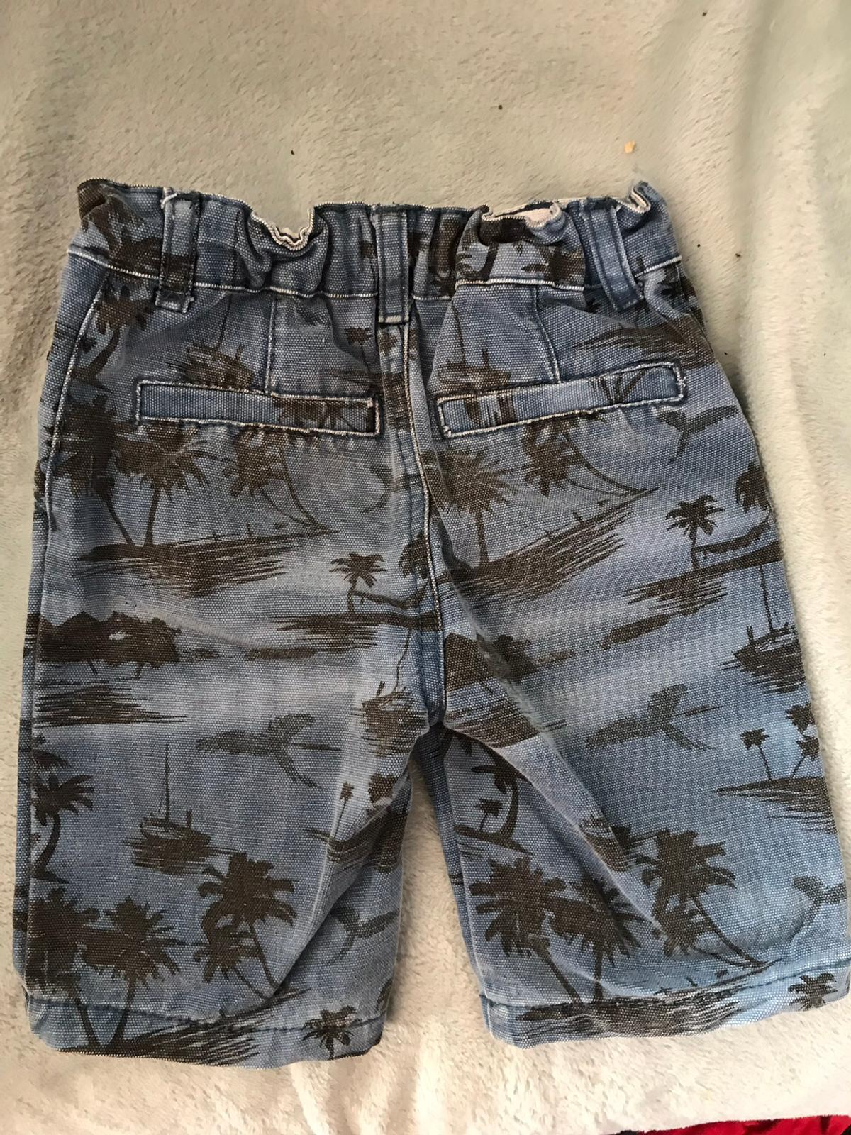 Boys denim shorts Age 18-24 month (generous size) Good condition Collection from louth or can deliver if local to louth £1.00