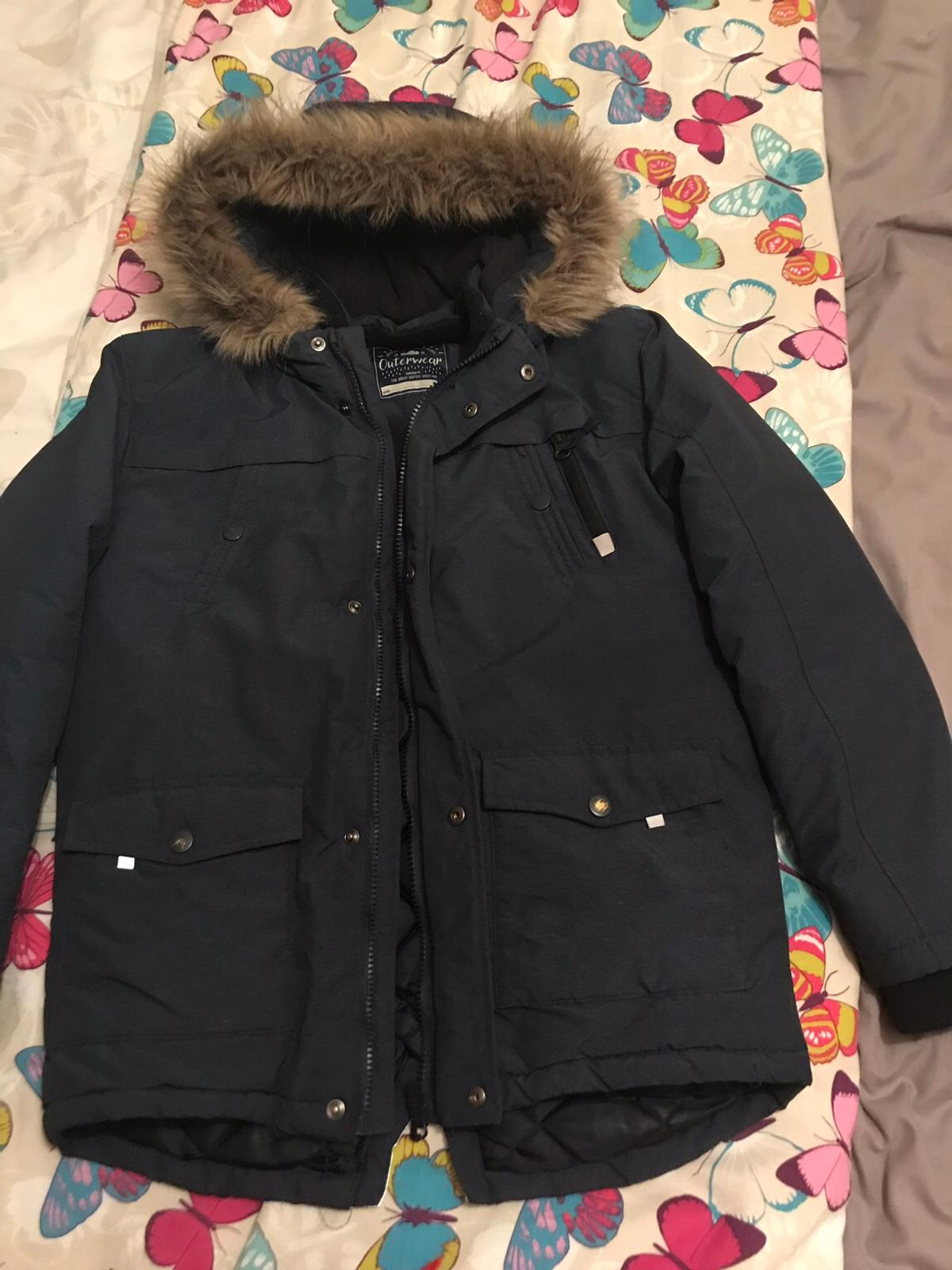 speical offer utterly stylish best authentic Boys school coat in WV14 Dudley for £5.00 for sale | Shpock