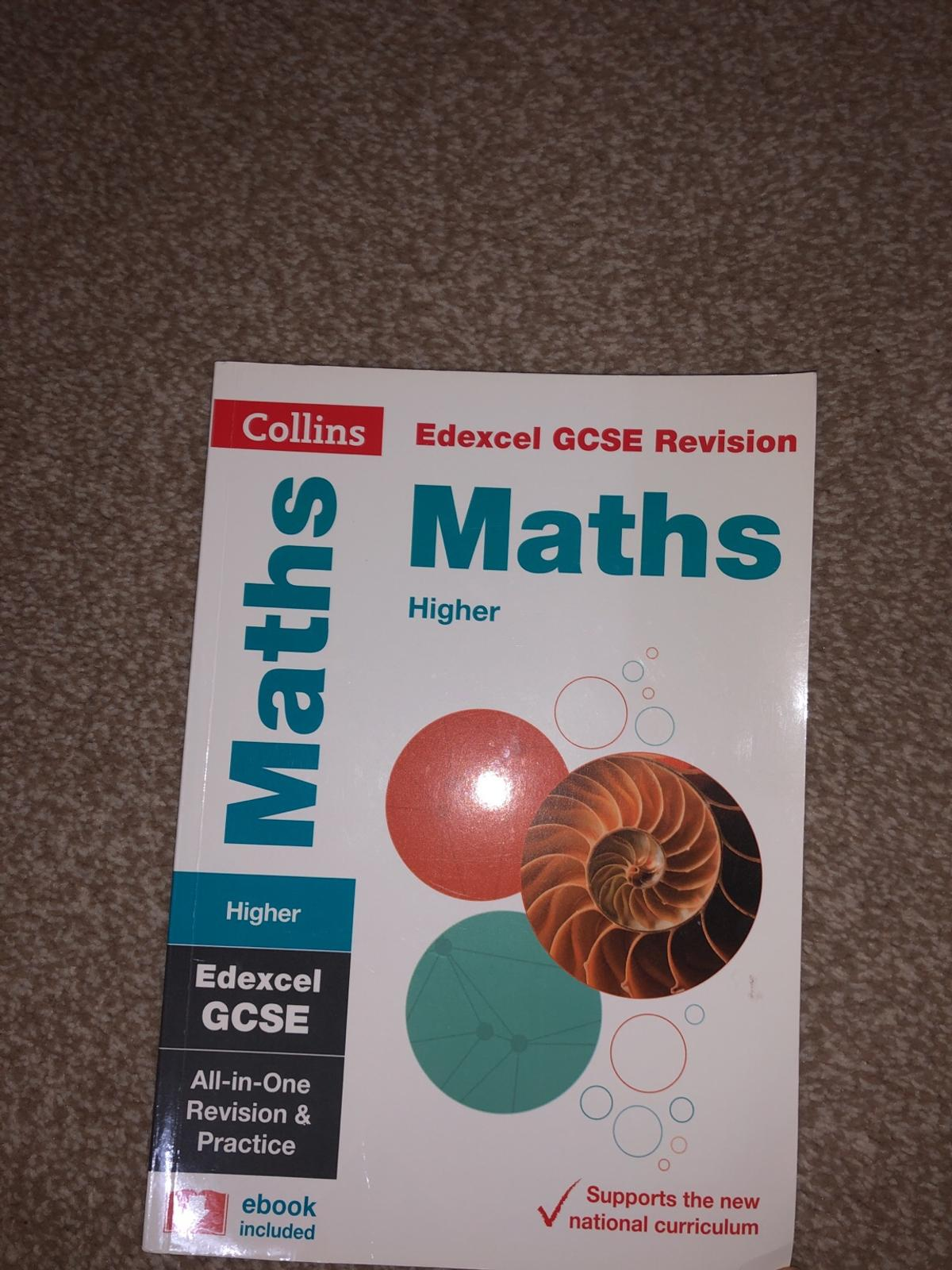Brand new never used . For the new 9-1 GCSEs No writing, drawing or ripped/folded pages. Was originally £11 Comes with ebook version Best offer/nearest offer