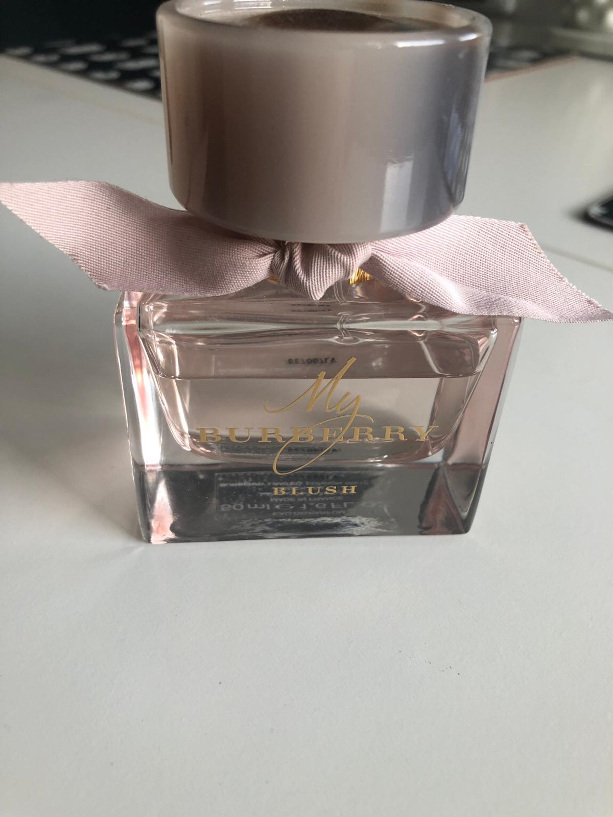 burberry parfym blush