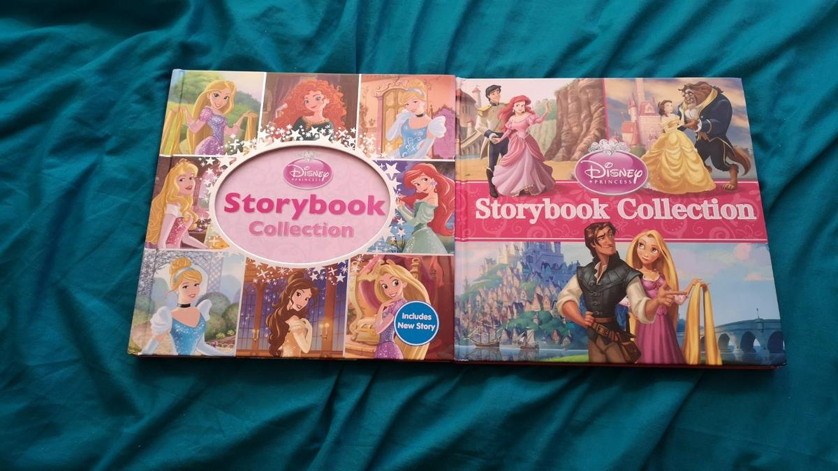Good condition Disney story books Collection only