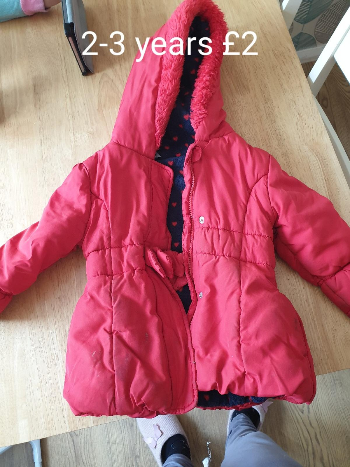 coats all brilliant condition collection only kidderminster DY11 area