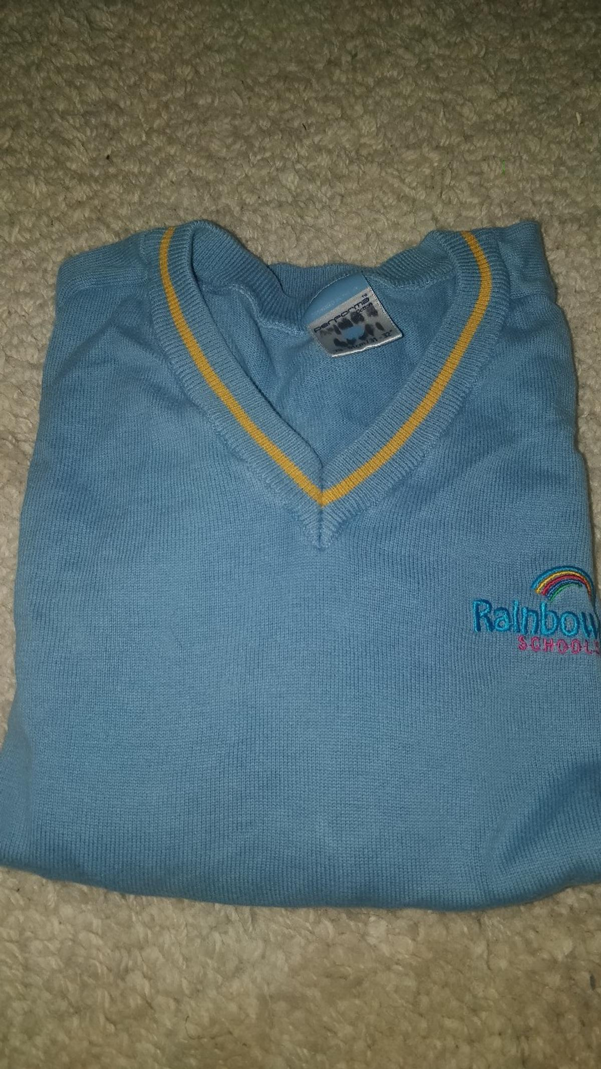 good condition jumper. size 13 which fits upto year 6