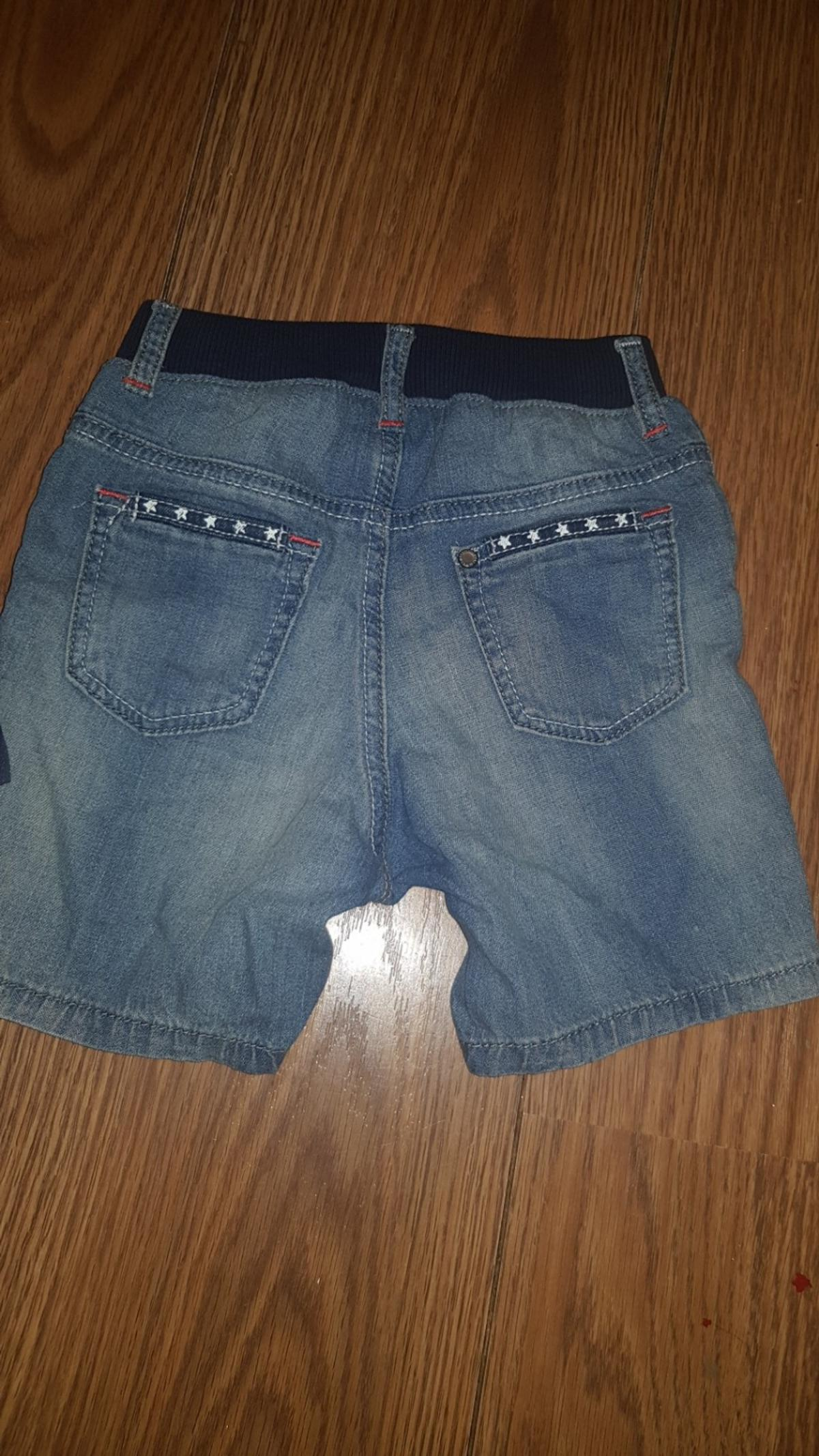 boys shorts from H&M  excellent condition  pirate motif and stars on pockets  collections S9 or can post