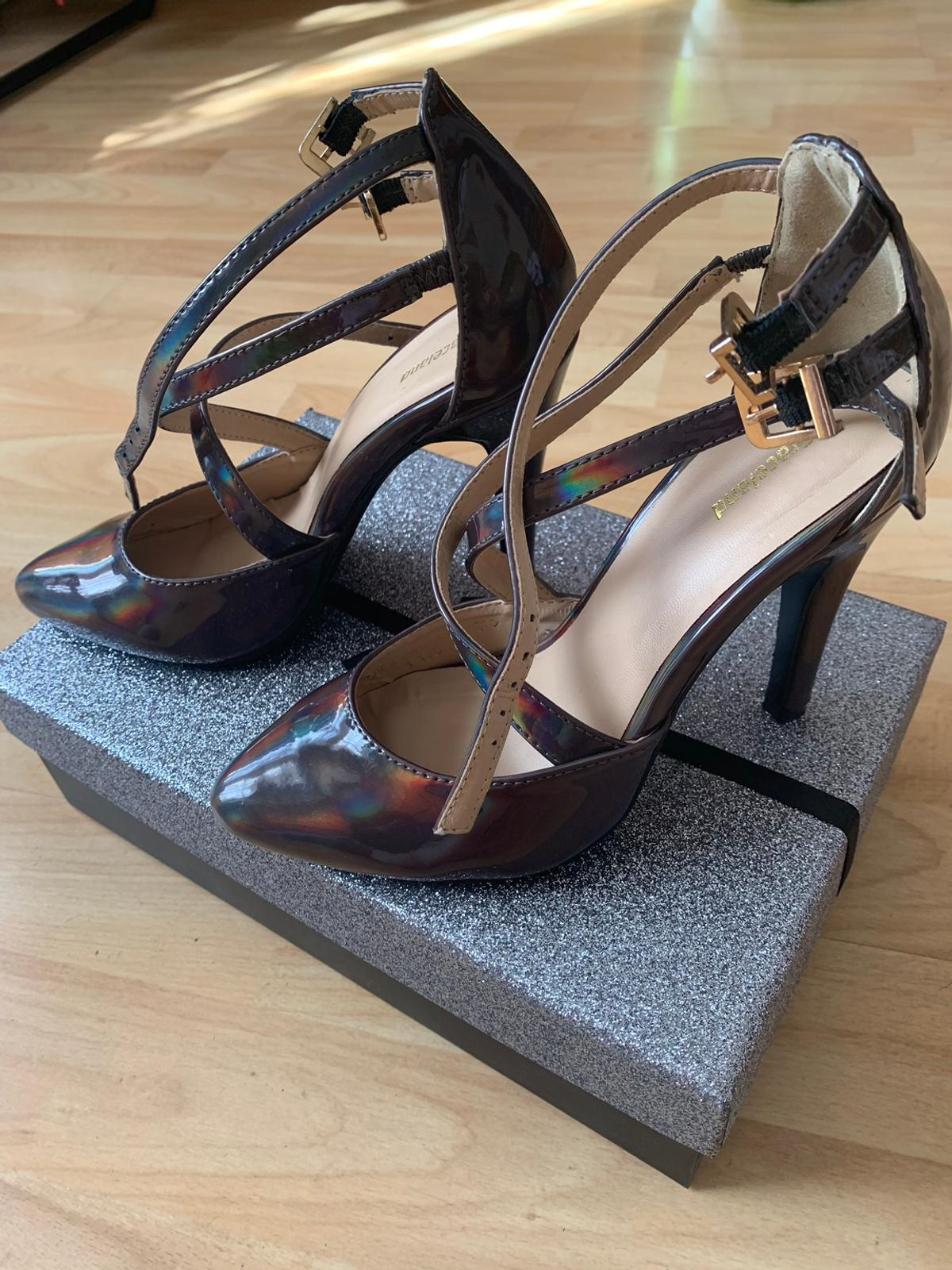 Size 3 shoes high heels
