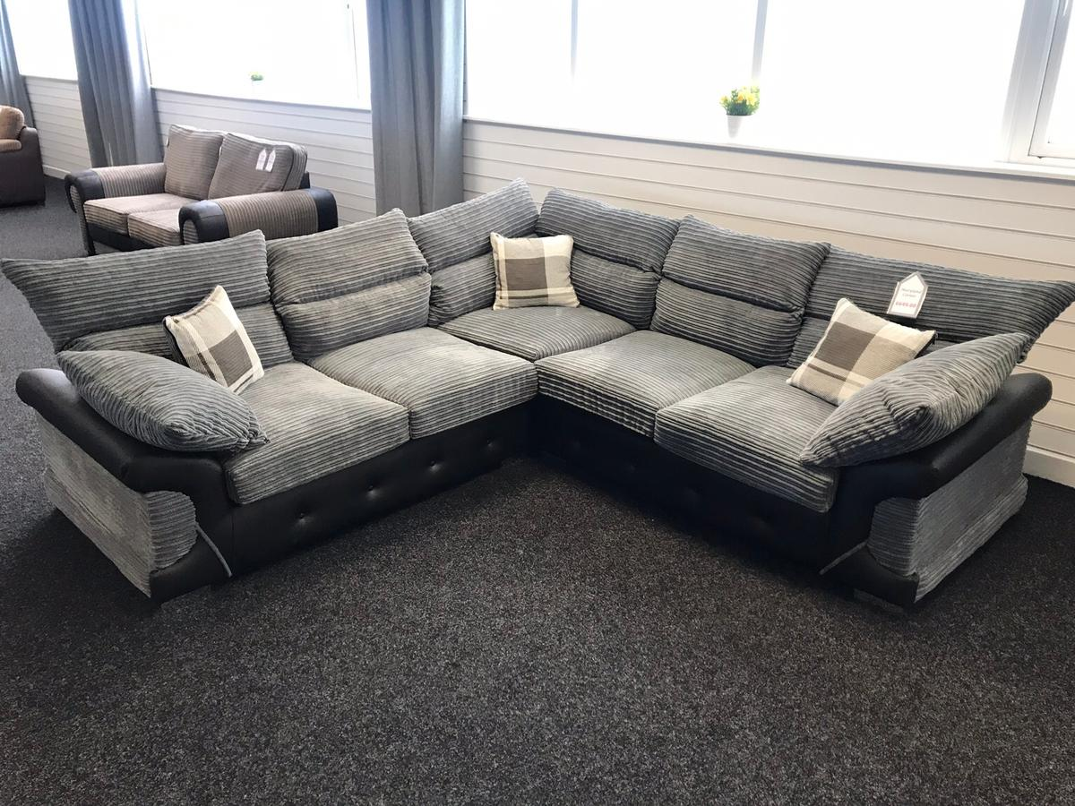 Corner sofa on sale now only £599