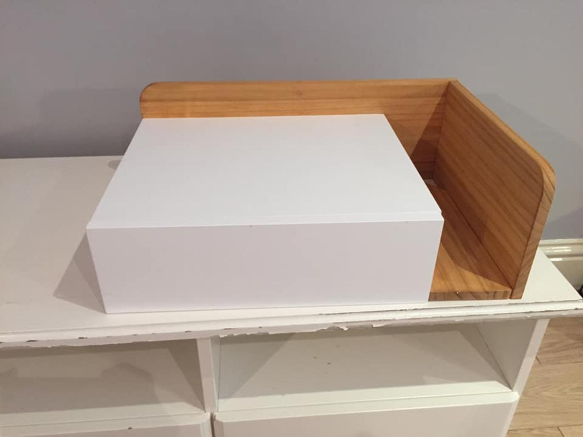 Floating Bedside Table La Redoute In Easthampstead For 45 00