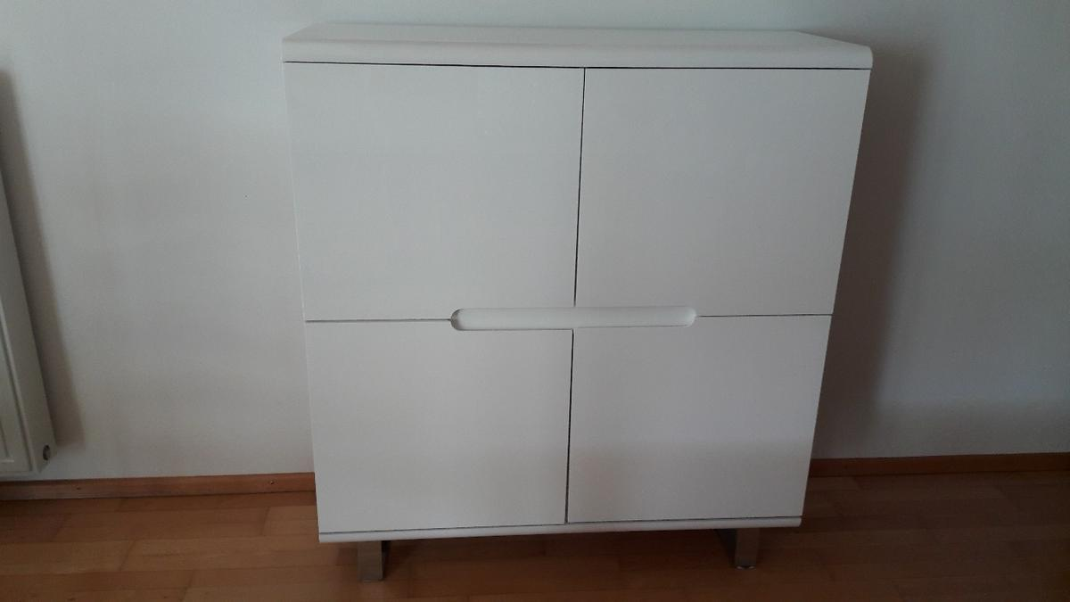 Kommode Sidebord Schrank Weiss In 6710 Nenzing For 80 00 For