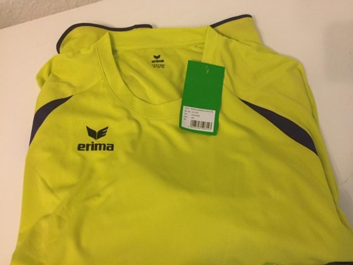 Erima Fussball Torwart Trikot Xxl Neu In 96047 Bamberg For