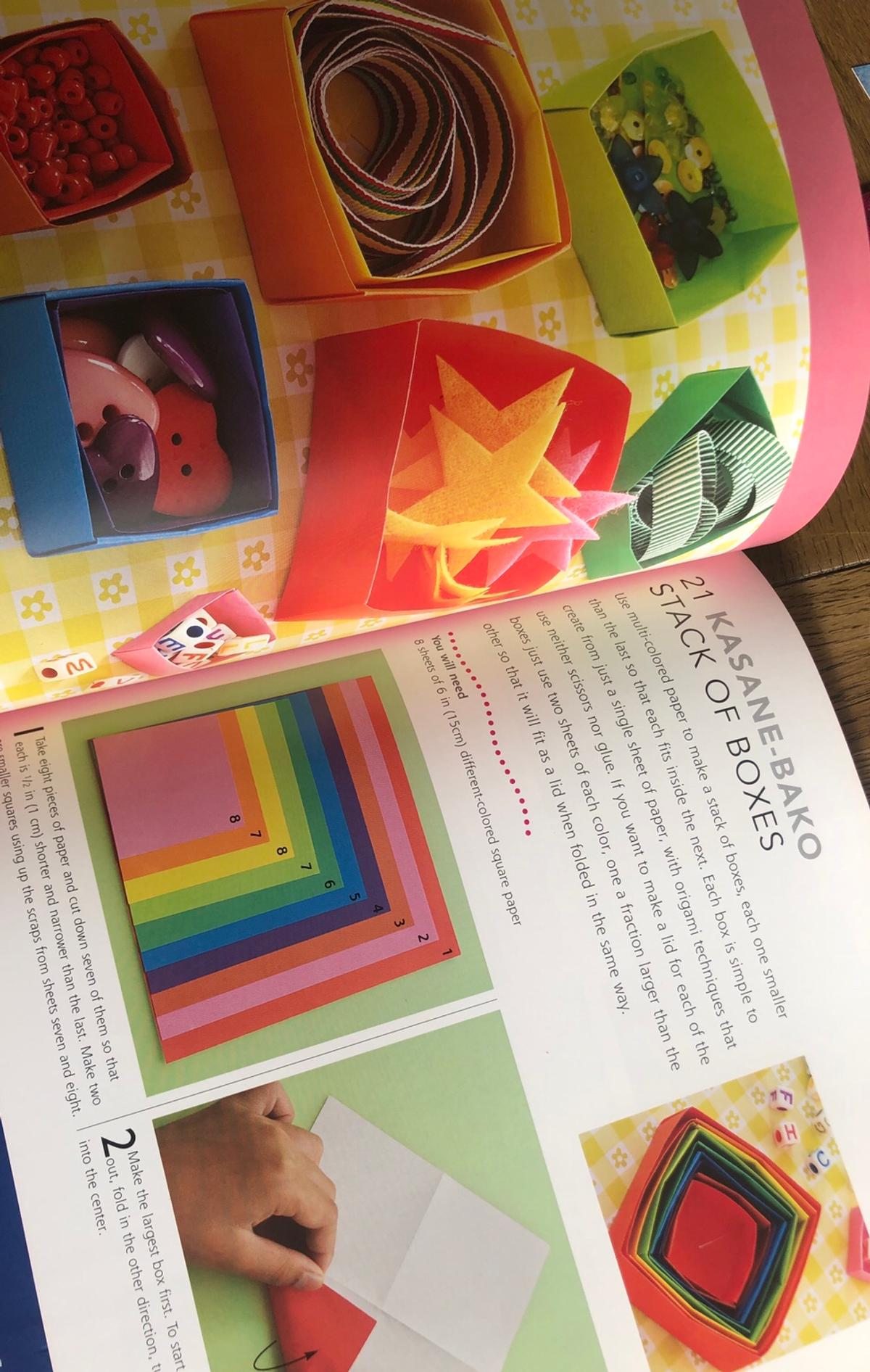 Origami for Kids eBook: Young Scholar: Amazon.co.uk: Kindle Store | 1892x1200