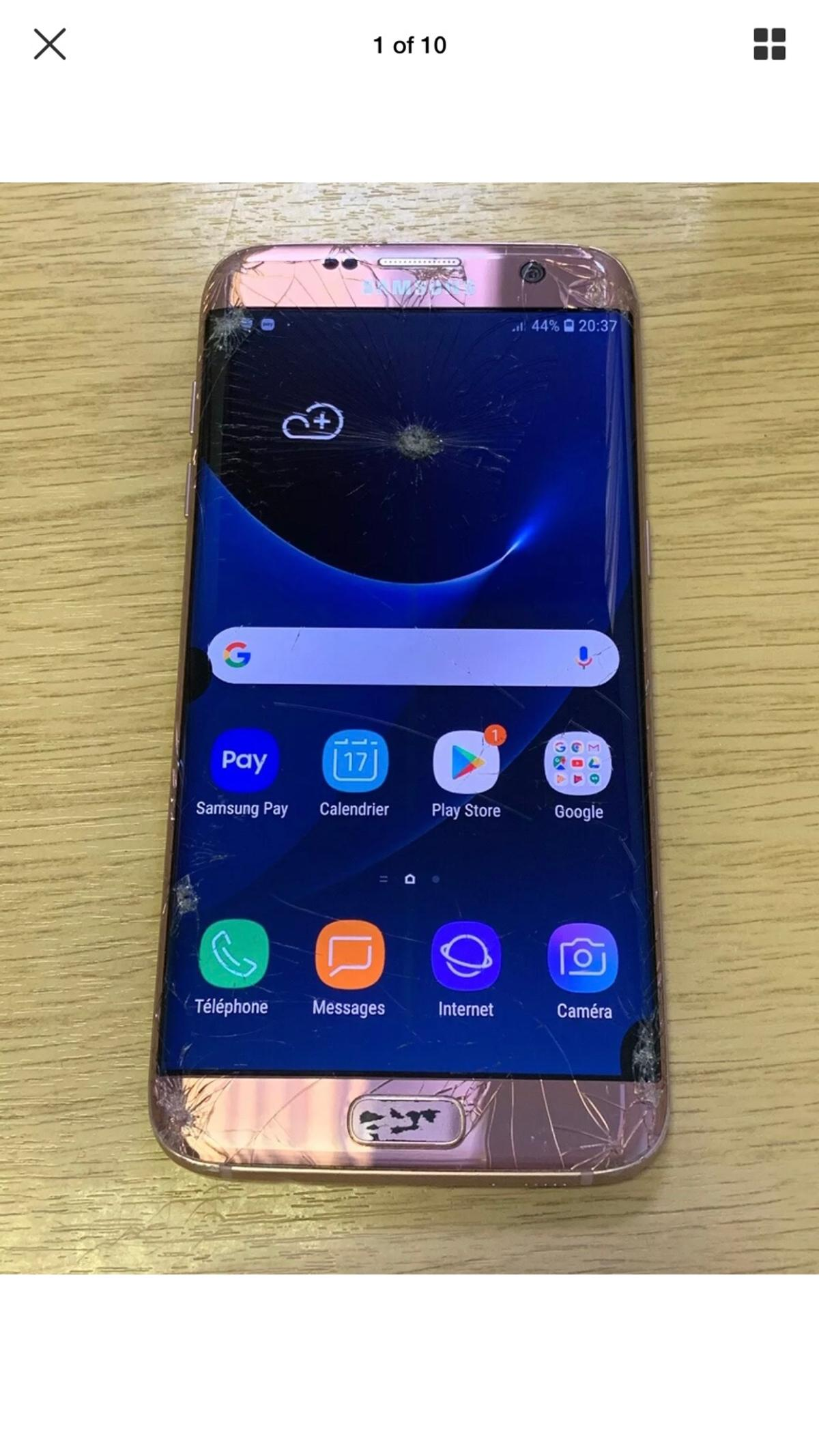 Calendrier Samsung S7.Samsung Galaxy S7 Edge In Nn8 Wellingborough For 45 00 For
