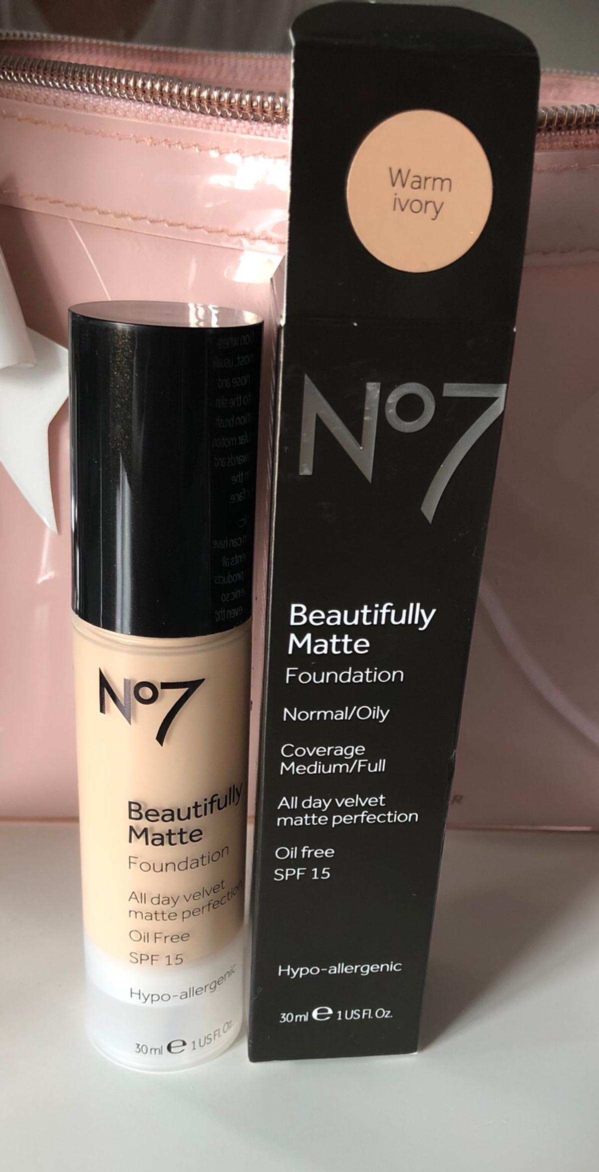 No7 Foundation Shade Warm Ivory In S62 Rotherham For 5 00 For Sale Shpock
