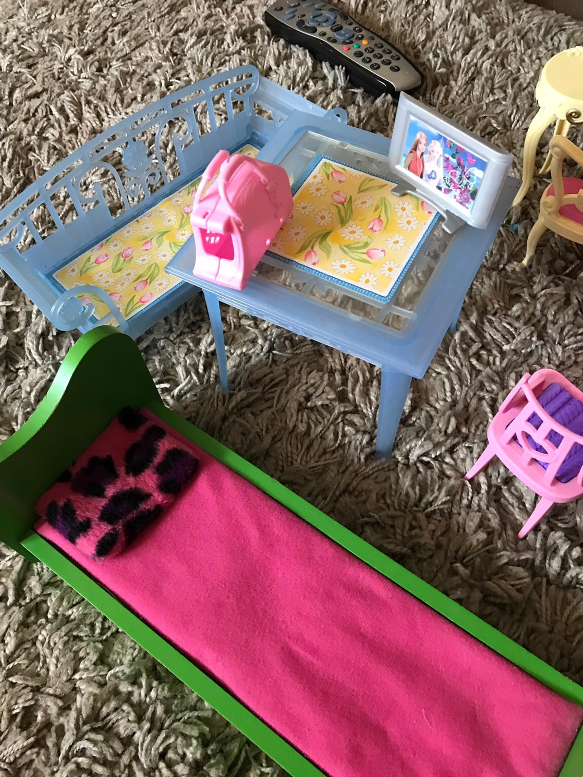 Astounding Barbie Doll Furniture Job Lot Pdpeps Interior Chair Design Pdpepsorg
