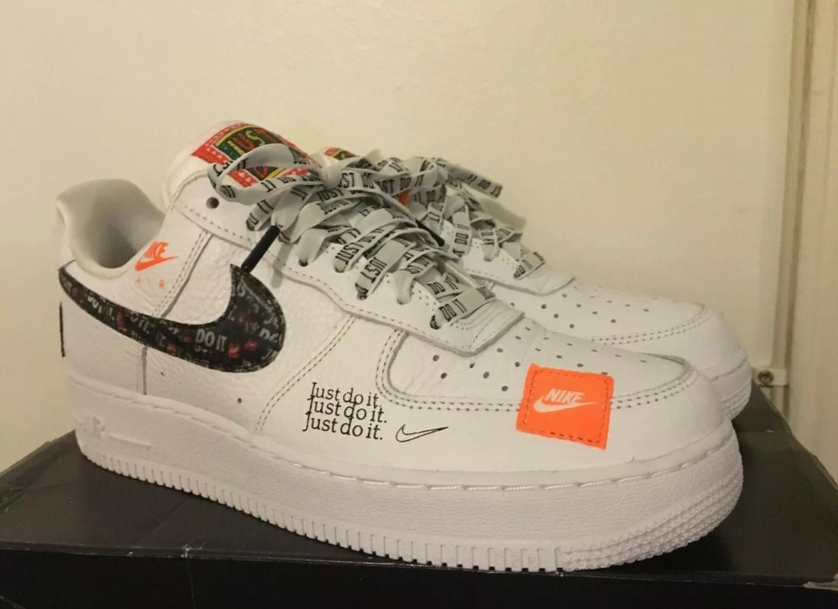 Low 6020 Do 1 Just Schuhe Force in It Nike White Air K1TF3lJc