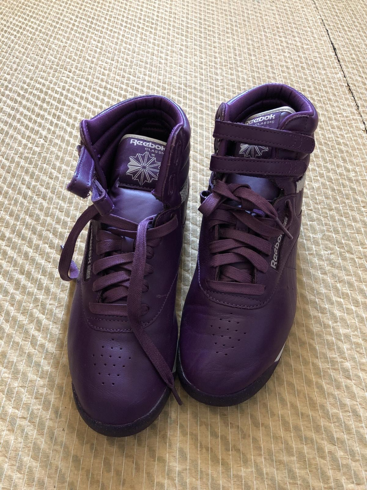 reebok trainer boots