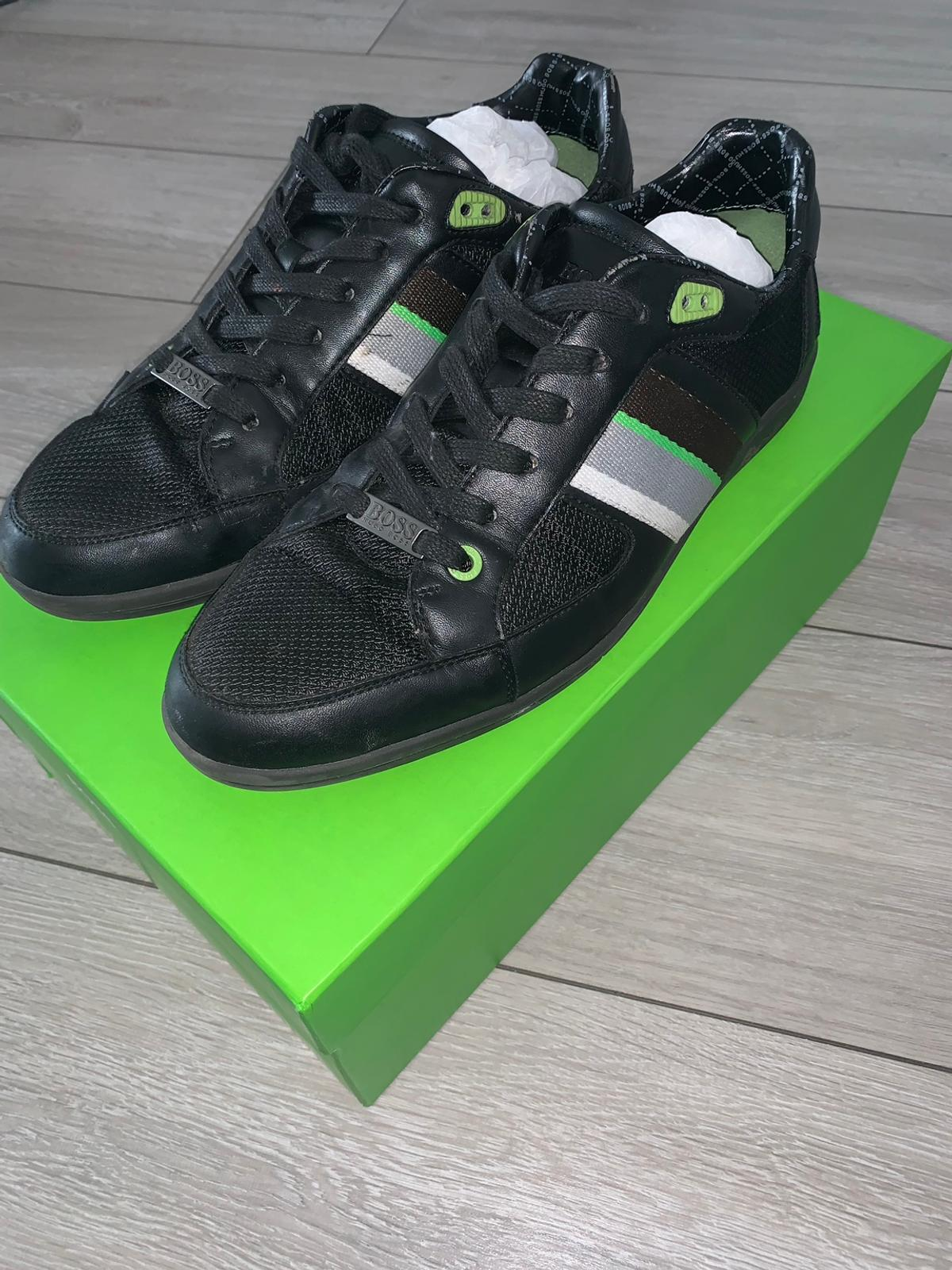 offer forefront of the times quality design Mens Hugo Boss trainers